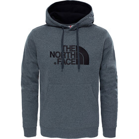 The North Face Drew Peak warstwa środkowa Mężczyźni, tnf medium grey heather/tnf black